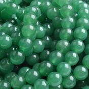 Groen Edelsteen jade groen 8mm