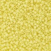 Geel Miyuki Delica Duracoat Opaque Light Lemon Ice 11/0 - 4gr