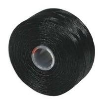 Zwart C-LON Rijggaren D zwart - 70 meter