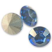 Blauw Swarovski puntsteen SS39 Sapphire