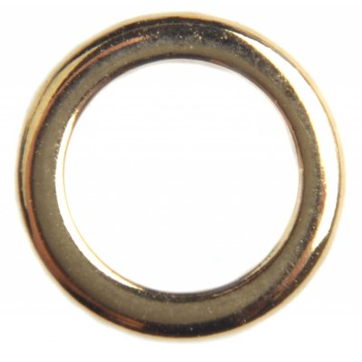 Goud Ringetje Goud DQ 9mm