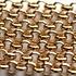 Goud Jasseron goud DQ 4mm - prijs per 10cm