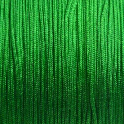 Groen Nylon koord groen 0.8mm - 6 meter