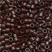 Bruin Miyuki Delica Chocolate Brown Opaque 11/0 - 4gr