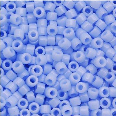 Blauw Miyuki Delica Opaque Agate Blue 11/0 - 4gr