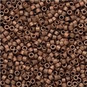 Bruin Miyuki Delica Copper plated Matte 11/0 - 4gr