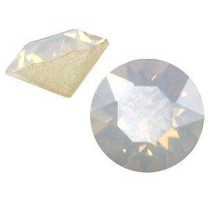Grijs Swarovski puntsteen ss24 (5,2mm) Light grey opal