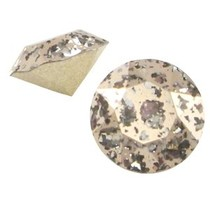 Rosegoud Swarovski puntsteen ss24 (5,2mm) Crystal rose patina