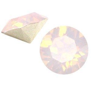 Roze Swarovski puntsteen ss24 (5,2mm) Rose water opal