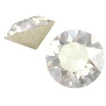 Zilver Swarovski puntsteen ss24 (5,2mm) Crystal silver shade