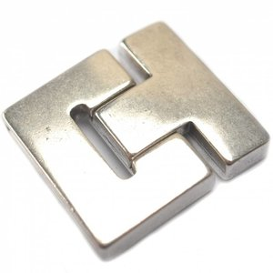 Zilver Magneetsluiting Ø38x5mm Zilver DQ 41x36mm