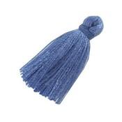 Blauw Kwastje small Sapphire blue 20mm