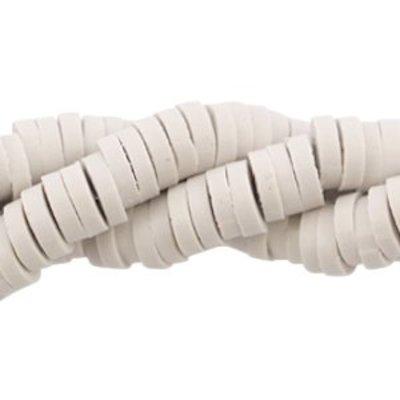Bruin Katsuki kralen XL verpakking sand beige 4mm - ±425 stuks