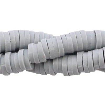 Grijs Katsuki kralen XL verpakking Ice grey 4mm - ±425 stuks