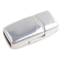 Zilver Magneetsluiting Ø6x2mm Zilver DQ