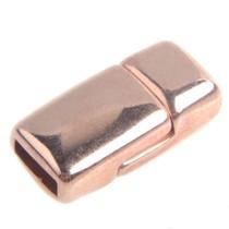 Rosegoud Magneetsluiting Ø6x2mm Rosegoud DQ