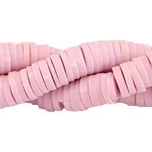 Roze Katsuki kralen XL verpakking Dusty Pink 4mm - ±425 stuks