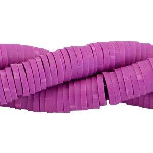 Paars Katsuki kralen XL verpakking Violet purple 4mm - ±425 stuks