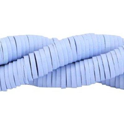 Blauw Katsuki kralen Pastel blue 4mm - ±70 stuk