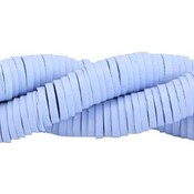 Blauw Katsuki kralen XL verpakking Pastel blue 4mm - ±425 stuks