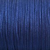 Blauw Nylon koord donker blauw 0.8mm - 6 meter