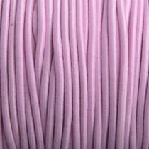 Roze Elastiek licht roze 2mm - 1m