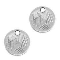 Zilver Bedel muntje Zilver DQ 9mm