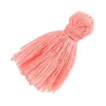 Roze Kwastjes small Rose peach 20mm