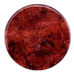 Rood Platte cabochon polaris Stardust Port royale red 35mm