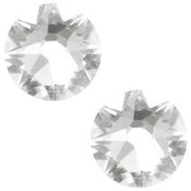 Wit Swarovski flatback SS34 (7mm) Crystal