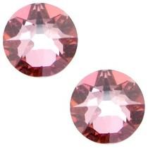 Roze Swarovski flatback SS34 (7mm) Crystal antique pink
