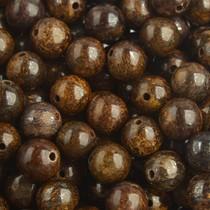 Bruin Edelsteen Bronzite 8mm