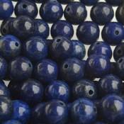 Blauw Edelsteen Lapis Lazuli 8mm