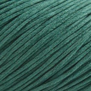 Turquoise Waxkoord Sea green 1mm - 10 meter
