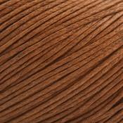 Bruin Waxkoord Cognac 1mm - 10 meter