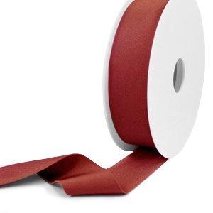 Rood Elastisch Ibiza lint Vintage red 25mm - 1 meter