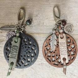 Hout & Leer hangers
