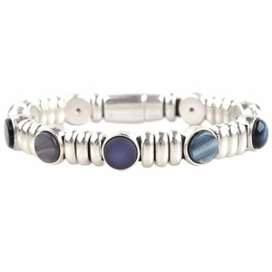 Blauw DIY armband polaris #2  Dark blue