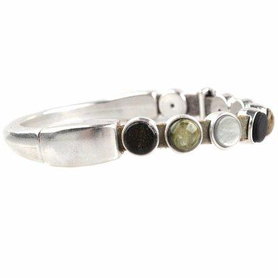 Groen DIY armband polaris #1 Olive Green