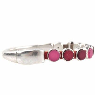 Rood DIY set armbanden polaris 3 stuks  Cherry Red