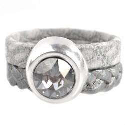 Swarovski & Leer Ringen