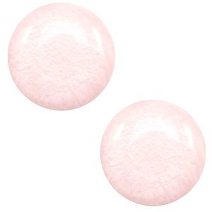Roze Polaris cabochon Mosso shiny Whisper pink 7mm