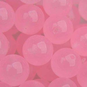Roze Edelsteen rond Jade roze 10mm