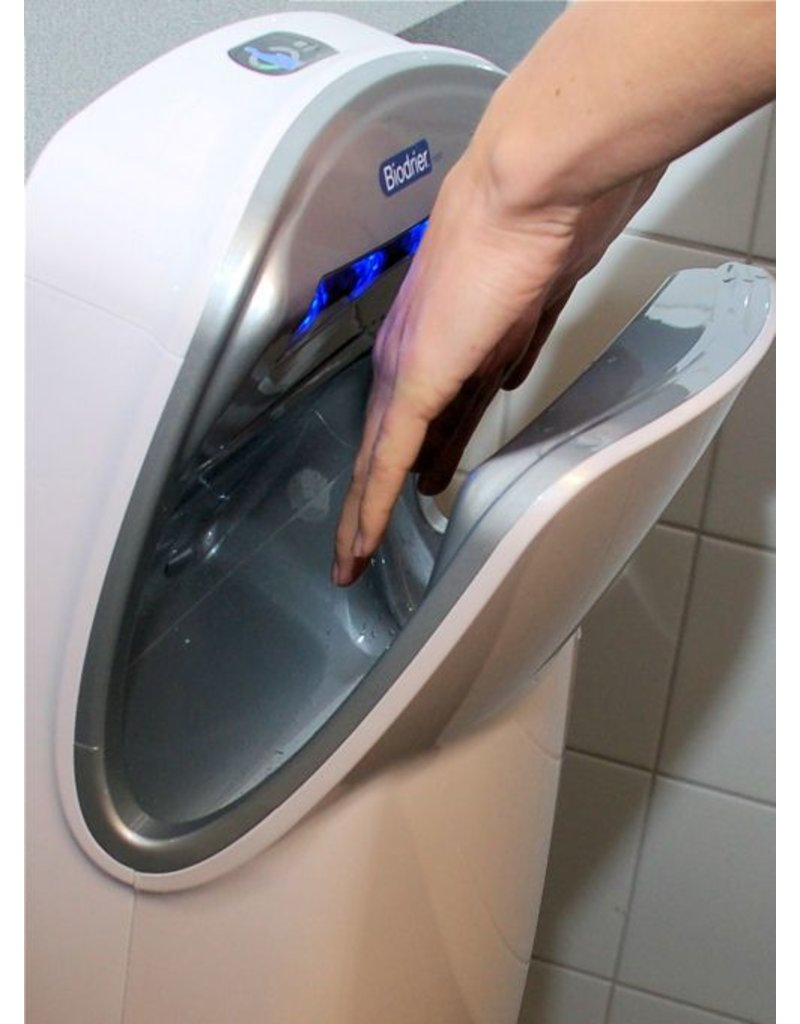 Biodrier Executive handendroger met HEPA filter van Biodrier