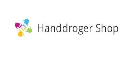 logo handdroger shop