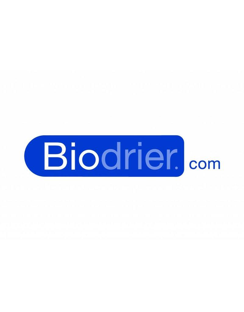 Biodrier Biolite snelle hetelucht handendroger met laag energieverbruik