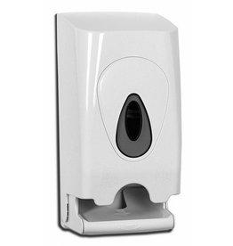 PlastiQline Plastiqline toiletrol dispenser 2 rollen PQDuoPlus