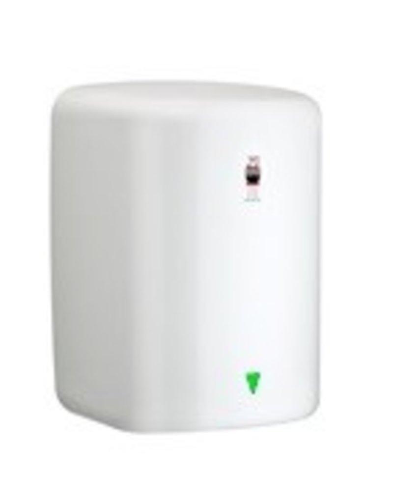 DAN Dryer TURBO elektrische handendroger zeer krachtig en compact van DanDryer