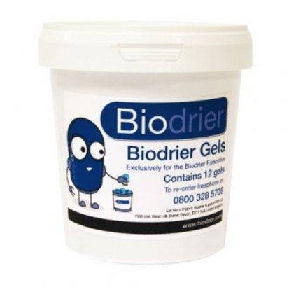 Biodrier Gel aroma blocks voor Biodrier Executive