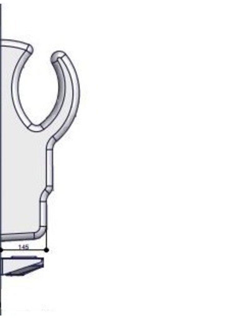 Ecotowel Lekbak of wateropvangbak voor Dyson airblade
